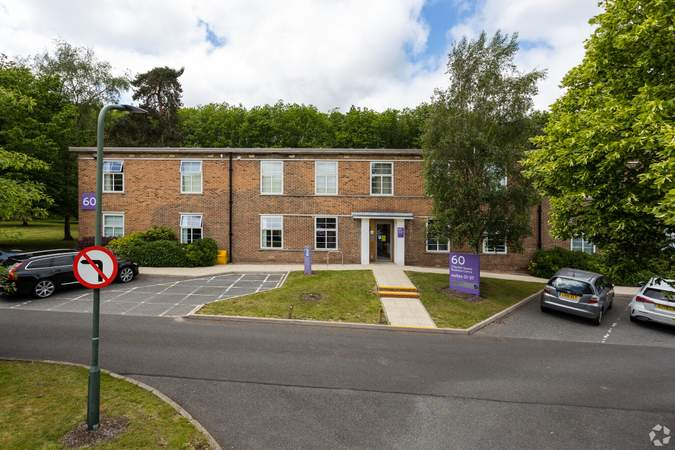 View from car parking - Business Centre, Churchill Square Business Centre, West Malling - Office for rent - 101 to 994 sq ft