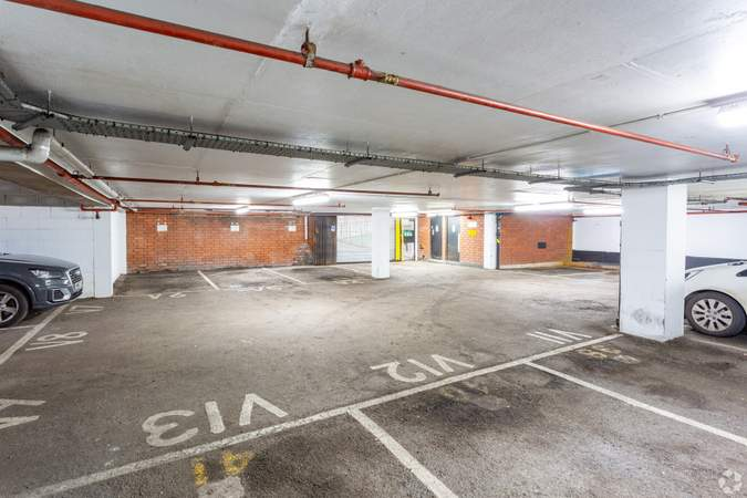 Visitors Car Park - Whitefriars, Bristol - Office for rent - 1,351 to 3,172 sq ft