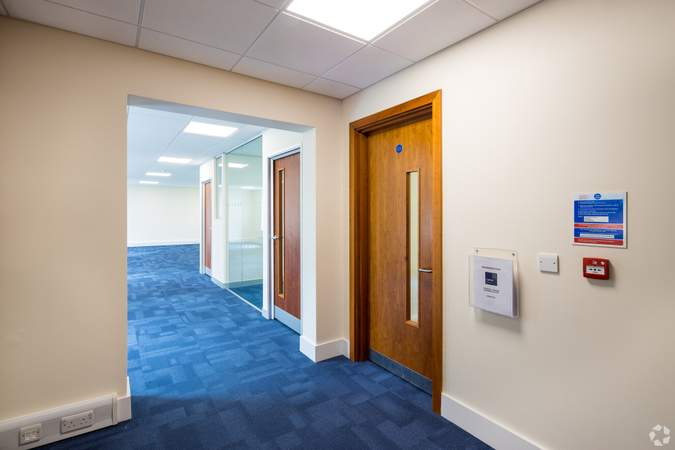 Interior Photo - Business Centre, Churchill Square Business Centre, West Malling - Office for rent - 101 to 994 sq ft