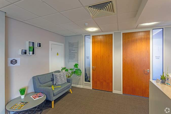 Reception - The Balance, Sheffield - Serviced office for rent - 50 to 11,223 sq ft