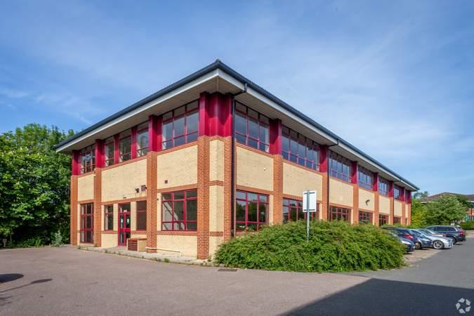 Primary Photo - Gibson House, Huntingdon - Serviced office for rent - 50 to 4,047 sq ft