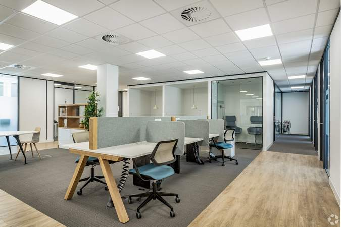 4th Floor - Work Stations - Merchants Court, Liverpool - Serviced office for rent - 50 to 7,843 sq ft