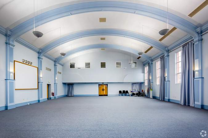 Main Hall Alternate View - Victoria House, Widnes - Office for rent - 1,173 sq ft