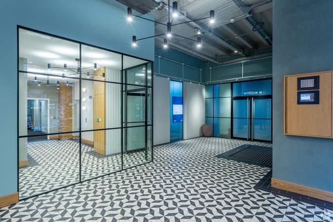 Reception - Framework, Glasgow - Office for rent - 2,056 to 36,469 sq ft