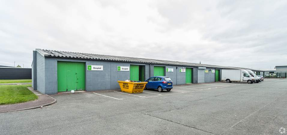 Primary - Spindus Rd, Liverpool - Industrial unit for rent - 933 to 943 sq ft