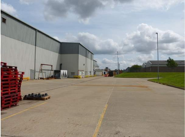 Tetley Stockton on Tees 3 - Sowerby Way, Durham Lane Industrial Park, Stockton On Tees - Industrial unit for sale - 93,550 sq ft