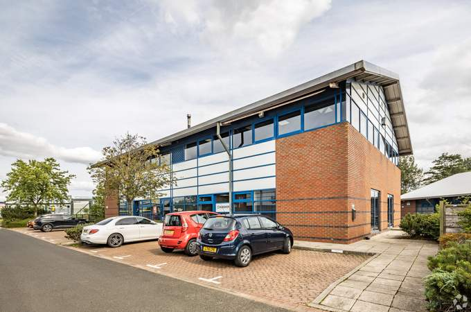 Primary - Quay Business Centre, Quay Business Centre, Warrington - Office for rent - 426 to 3,056 sq ft