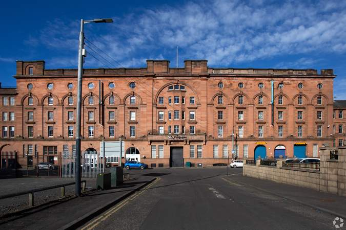 Primary Photo - The Pentagon Centre, Glasgow - Office for rent - 163 to 1,636 sq ft