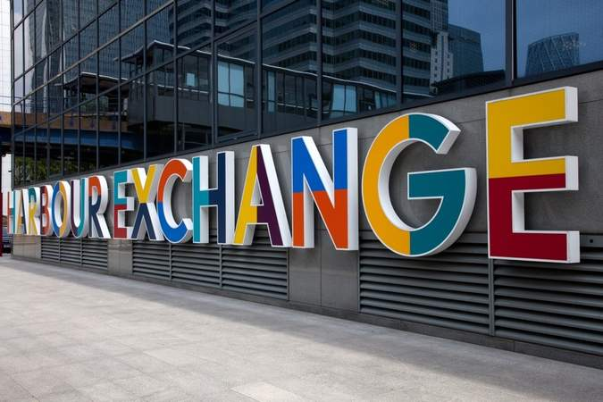 Neighbourhood - Exchange Tower, London - Office for rent - 10,049 to 15,918 sq ft