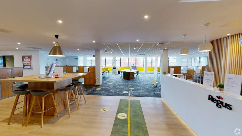 Reception - Conway House, Gloucester - Co-working space for rent - 50 to 17,516 sq ft