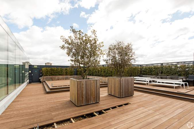 Roof Terrace - The Foundry, Assembly London, London - Co-working space for rent - 50 to 46,041 sq ft