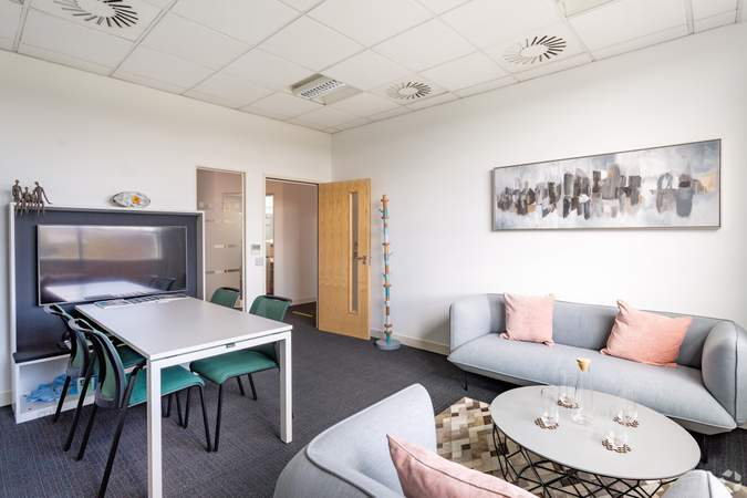 Interior Photo - The Senate, Exeter - Co-working space for rent - 50 to 14,530 sq ft