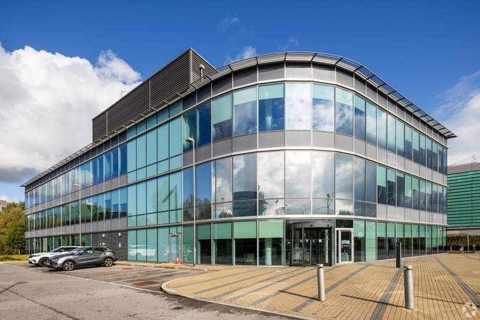 Primary - 450 Brook Dr, Reading - Serviced office for rent - 50 to 2,645 sq ft