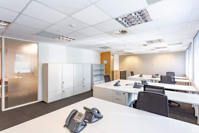 Interior Photo - Regus House, Cardiff - Serviced office for rent - 50 to 22,998 sq ft