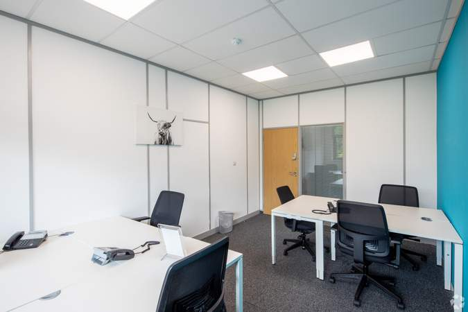 Office - Lomond Court, Castle Business Park, Stirling - Co-working space for rent - 50 to 13,157 sq ft