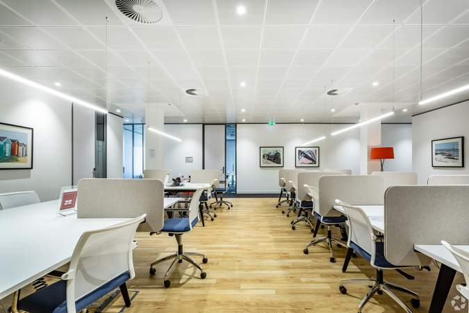 4th Floor - CoWorking - Centenary House, Salford - Serviced office for rent - 50 to 22,000 sq ft