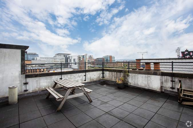 Interior Photo - The Pentagon Centre, Glasgow - Office for rent - 163 to 1,636 sq ft