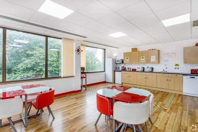 Kitchen - Boardman House, London - Office for rent - 6,595 sq ft