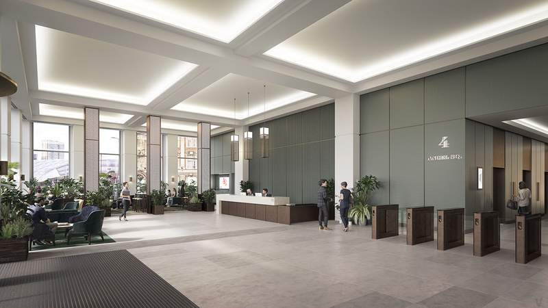 Interior Photo - 4 Angel Sq, Manchester - Office for rent - 4,087 to 19,028 sq ft