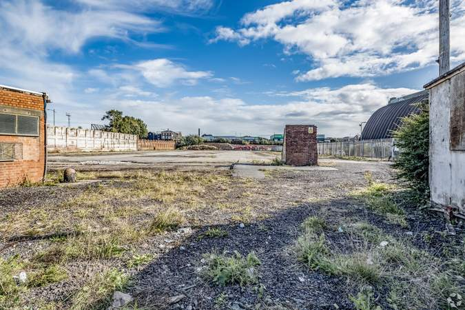 Land Available - Land at Regent Rd, Liverpool - Commercial land plot for sale - 4.14 acres