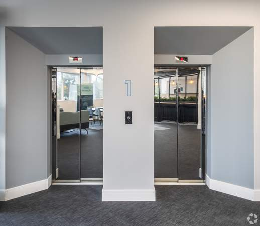 Lifts 1st Floor - The Lambourn, Abingdon - Office for rent - 5,631 to 47,015 sq ft