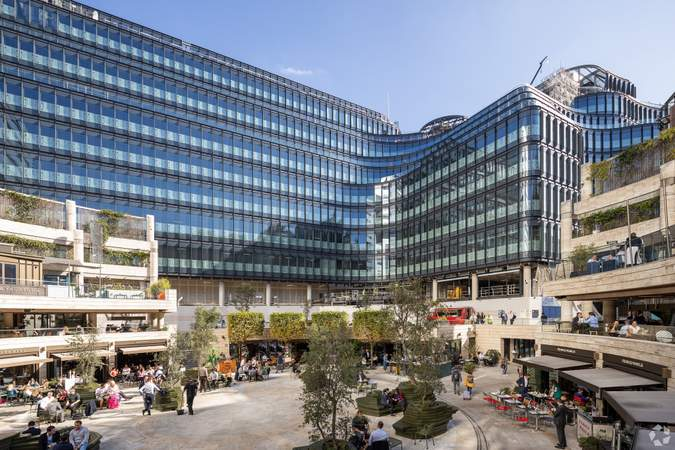 Building Photo - 100 Liverpool St, London - Office for rent - 1,492 to 5,761 sq ft