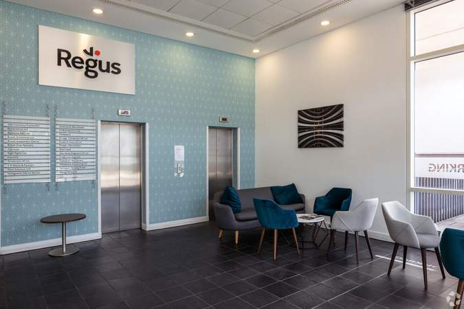 Spacious Reception - Regus House, Bristol - Serviced office for rent - 20,000 sq ft