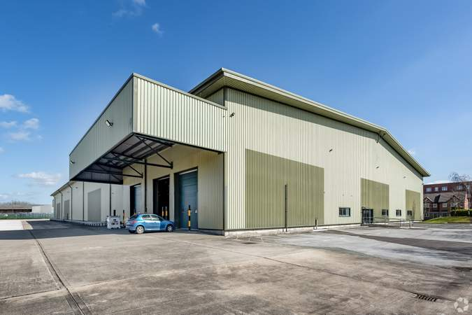 Primary Image - Howley 80, Warrington - Industrial unit for rent - 78,621 sq ft