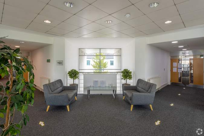 Waiting Area - Lomond Court, Castle Business Park, Stirling - Co-working space for rent - 50 to 13,157 sq ft
