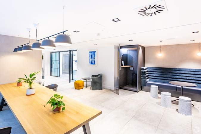 Interior Photo - Brunel House, Cardiff - Co-working space for rent - 50 to 14,530 sq ft