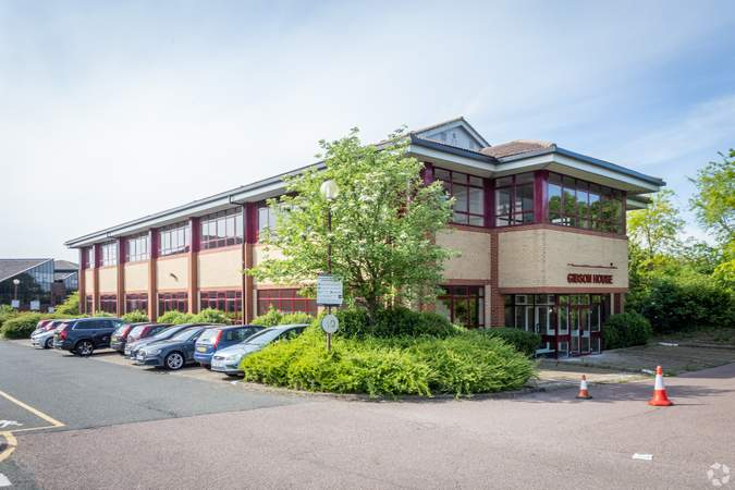 Building Photo - Gibson House, Huntingdon - Serviced office for rent - 50 to 4,047 sq ft