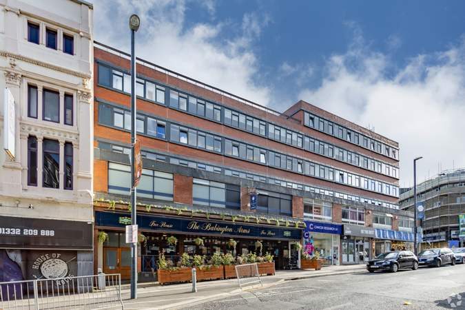 Building Photo - Aspire House, Derby - Co-working space for rent - 50 to 6,250 sq ft