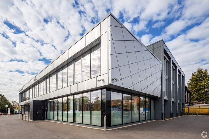 Building Photo - The Henley Building, Henley On Thames - Co-working space for rent - 50 to 17,787 sq ft