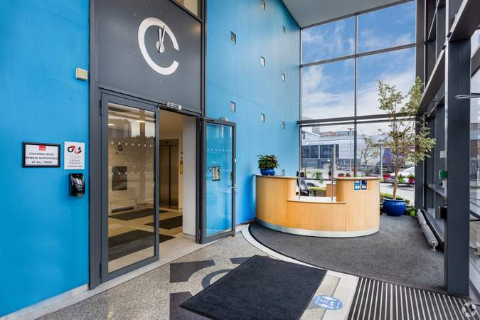 Reception - Citypoint 2, Glasgow - Office for sale - 38,836 sq ft