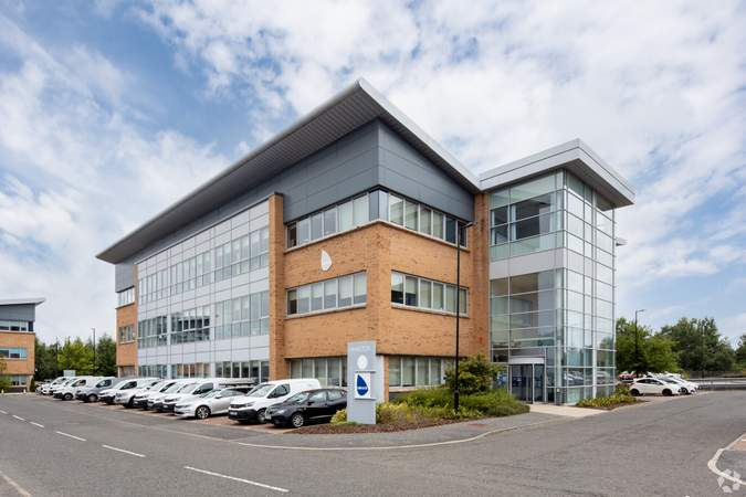 Primary Photo - Kintail House, Hamilton Intl Technology Park, Blantyre - Office for rent - 13,381 to 13,612 sq ft