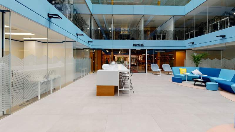 Atrium - The Foundry, Assembly London, London - Co-working space for rent - 50 to 46,041 sq ft