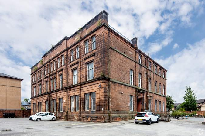 Primary Photo - Napiershall Street Centre, Glasgow - Office for sale - 21,410 sq ft