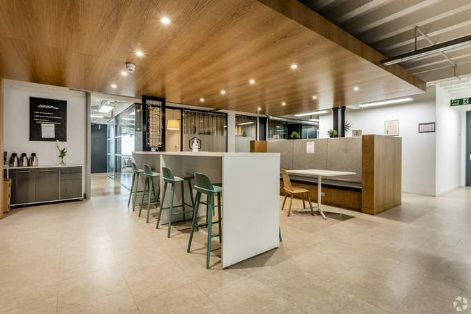 3rd Floor - Spaces - Dining Area - The Tea Factory, Liverpool - Serviced office for rent - 150 to 7,032 sq ft