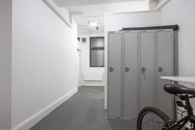 Basement Changing Room - 63 Temple Row, Birmingham - Office for rent - 4,152 to 8,308 sq ft