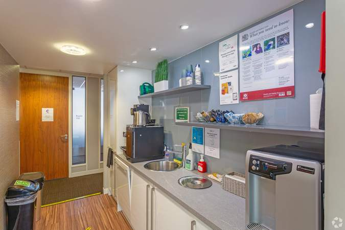Kitchen Facilities - The Balance, Sheffield - Serviced office for rent - 50 to 11,223 sq ft