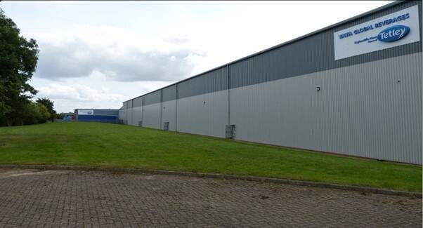 Tetley Stockton on Tees - Sowerby Way, Durham Lane Industrial Park, Stockton On Tees - Industrial unit for sale - 93,550 sq ft