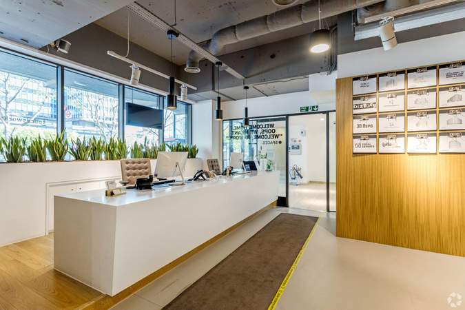 Reception Area - 307 Euston Rd, London - Co-working space for rent - 50 to 16,356 sq ft