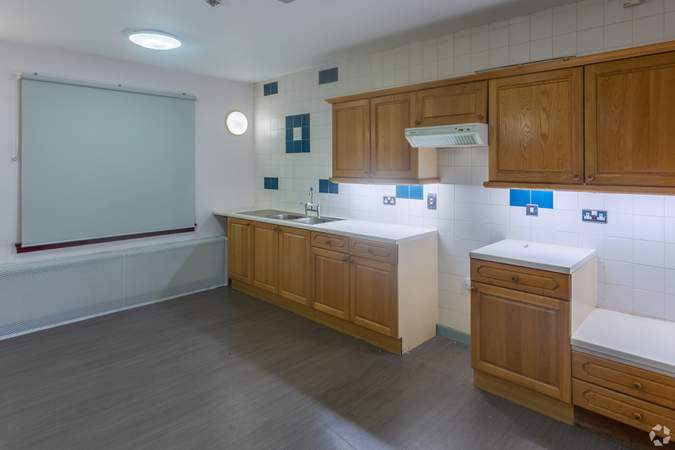 Kitchen - Crossmyloof Care Home, Glasgow - Healthcare space for sale - 30,139 sq ft