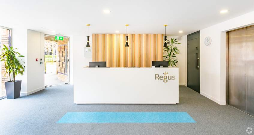 Ground Floor Reception - Franciscan House, Ipswich - Co-working space for rent - 50 to 10,258 sq ft