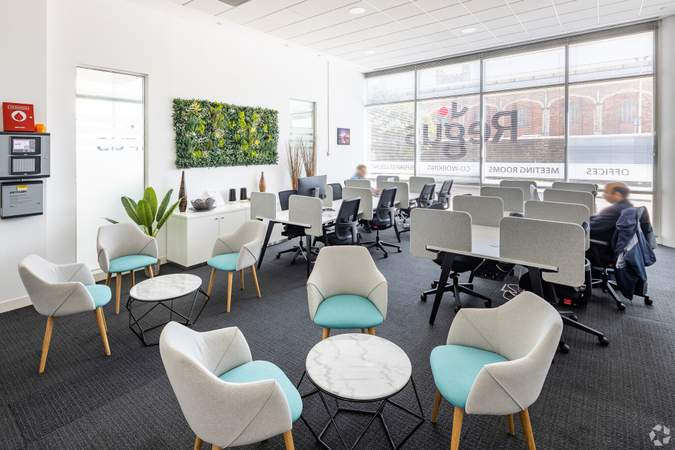 Ground Floor Shared Working Space - Regus House, Bristol - Serviced office for rent - 20,000 sq ft