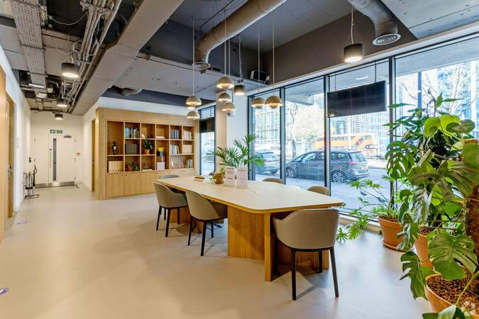Communal Space - 307 Euston Rd, London - Co-working space for rent - 50 to 16,356 sq ft