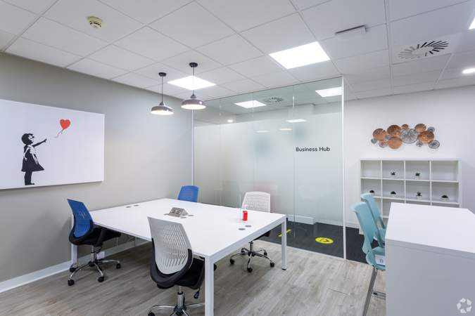 Business Hub - The Senate, Exeter - Co-working space for rent - 50 to 14,530 sq ft