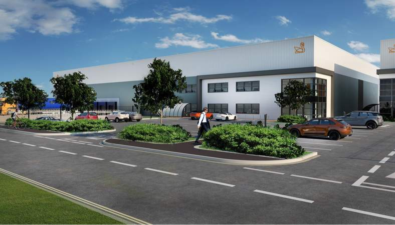 Building Photo - L16, Electric Ave, Lincoln - Industrial unit for rent - 15,560 sq ft