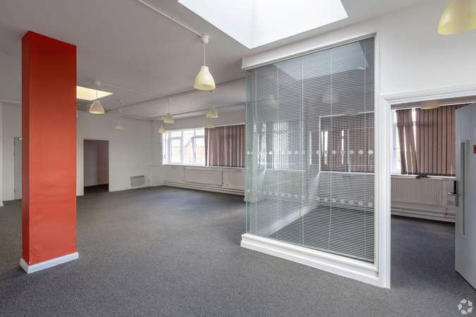 4th Floor - Aspire House, Derby - Co-working space for rent - 50 to 6,250 sq ft