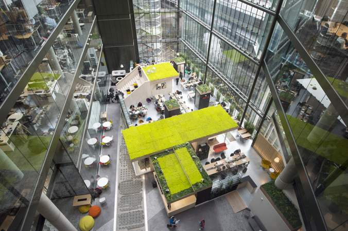 Interior Photo - 2 Kingdom St, London - Office for rent - 1,564 to 19,364 sq ft
